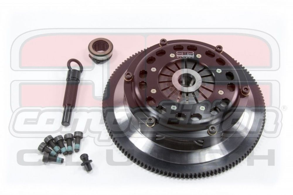 Mazda RX7 Turbo II  FC3S  Competition Clutch Twin Pate Push Type Clutch Kit